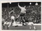 Action from the 1970 Scottish Junior Cup Final
